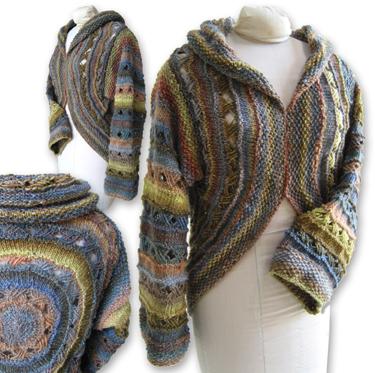 Knitting Patterns And Kits From Knitwhits Ophelia Circular