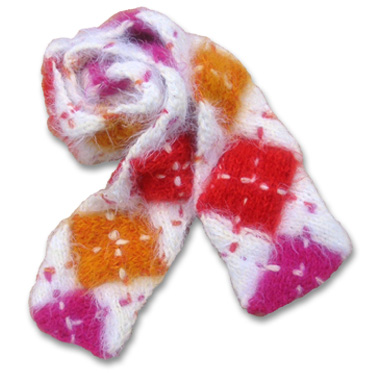 Posts similar to: argyle scarf crochet pattern. - Juxtapost