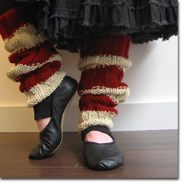 LEG WARMERS KNITTING PATTERN CIRCULAR NEEDLES   KNITTING PATTERN